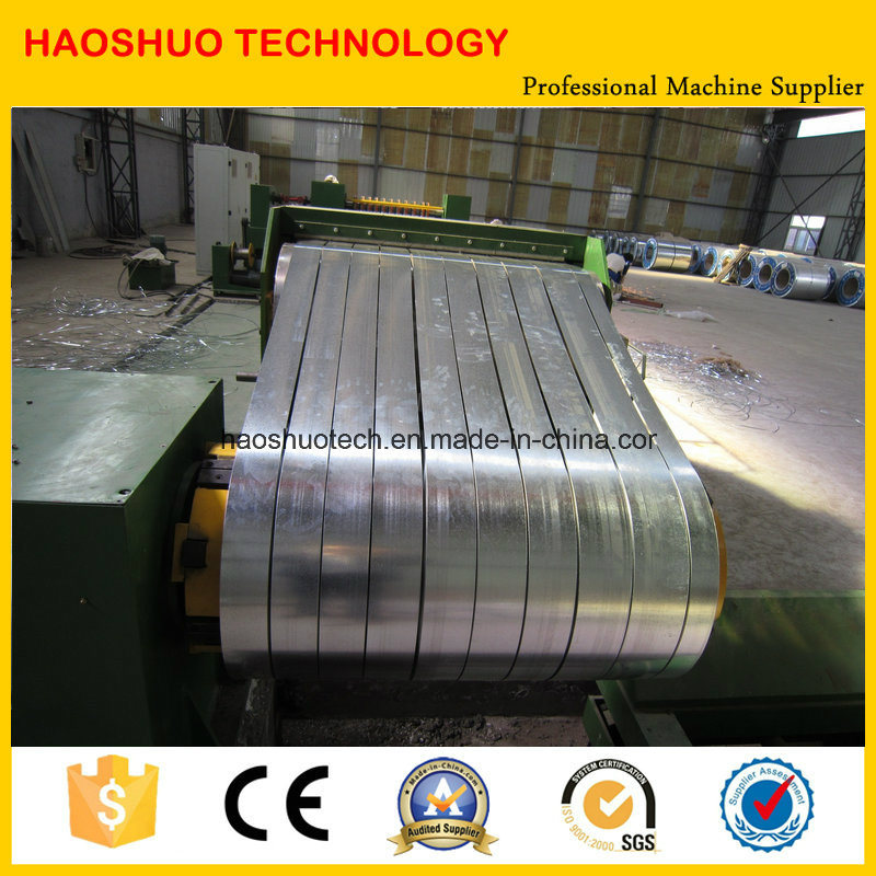 High Speed Silicon Steel Slitting Line for Transformer Core Production pictures & photos
