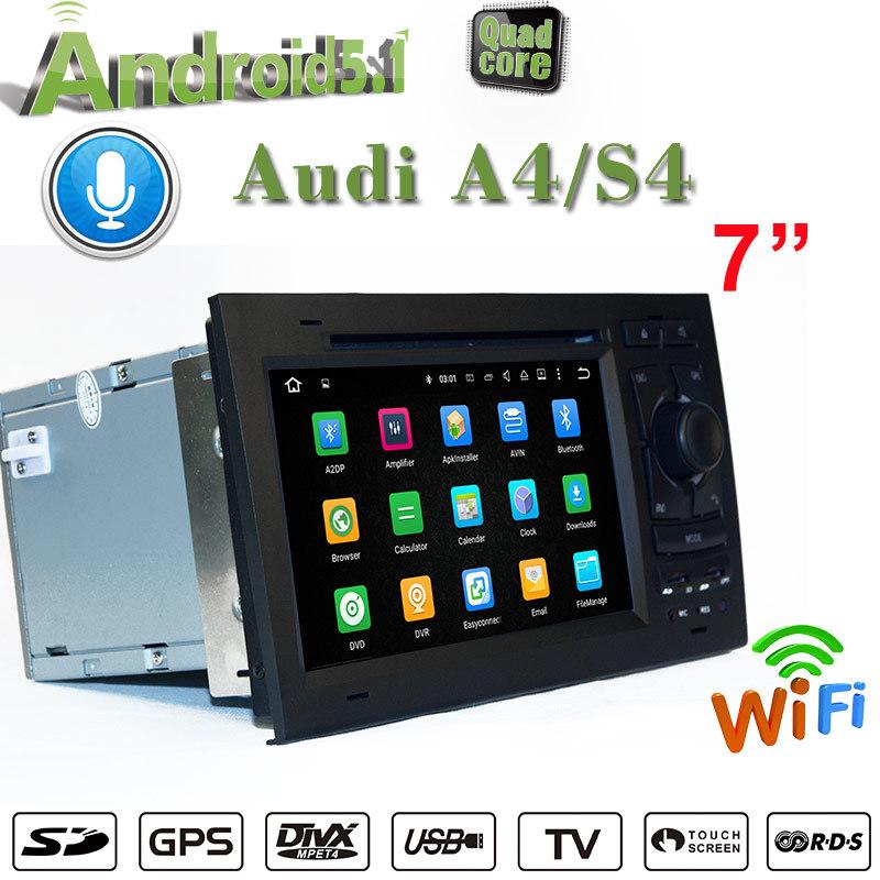 China Hualingan Android 7 1 Carplay Car DVD GPS for Audi A4