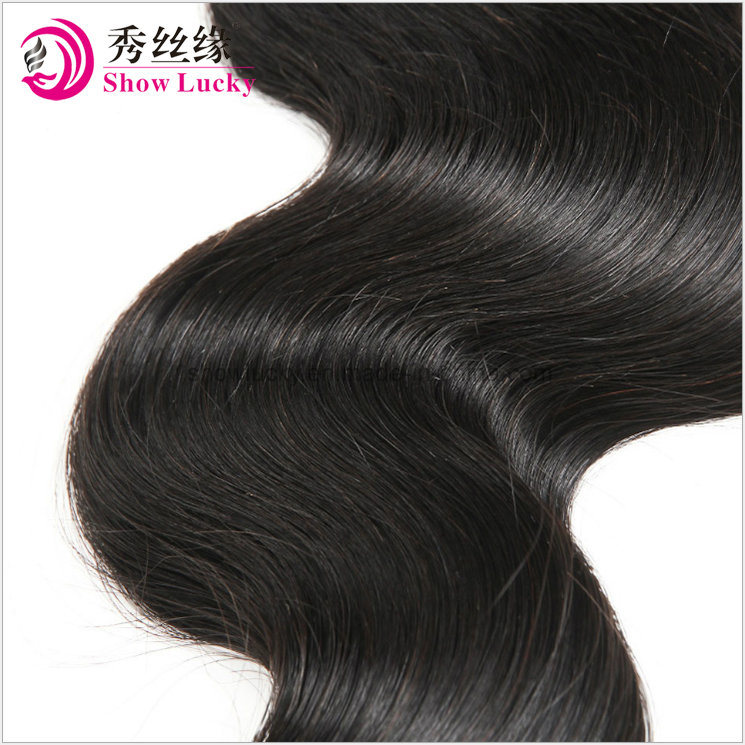 China Hair Factory Supplier Soft Chinese Human Hair Body Wave Weave