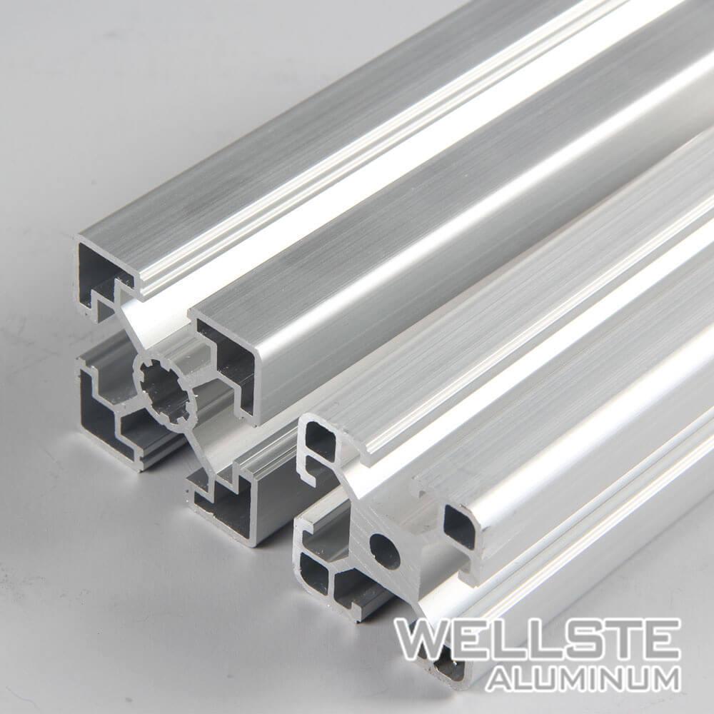 China 6063 T5 Modular Aluminum Profile T Slot 2040 for Computer Cart ...