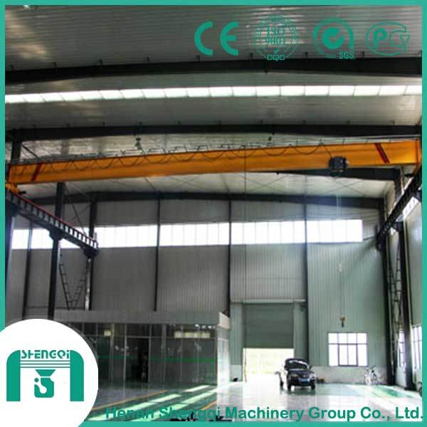 Low Headroom Single Girder Overhead Crane pictures & photos