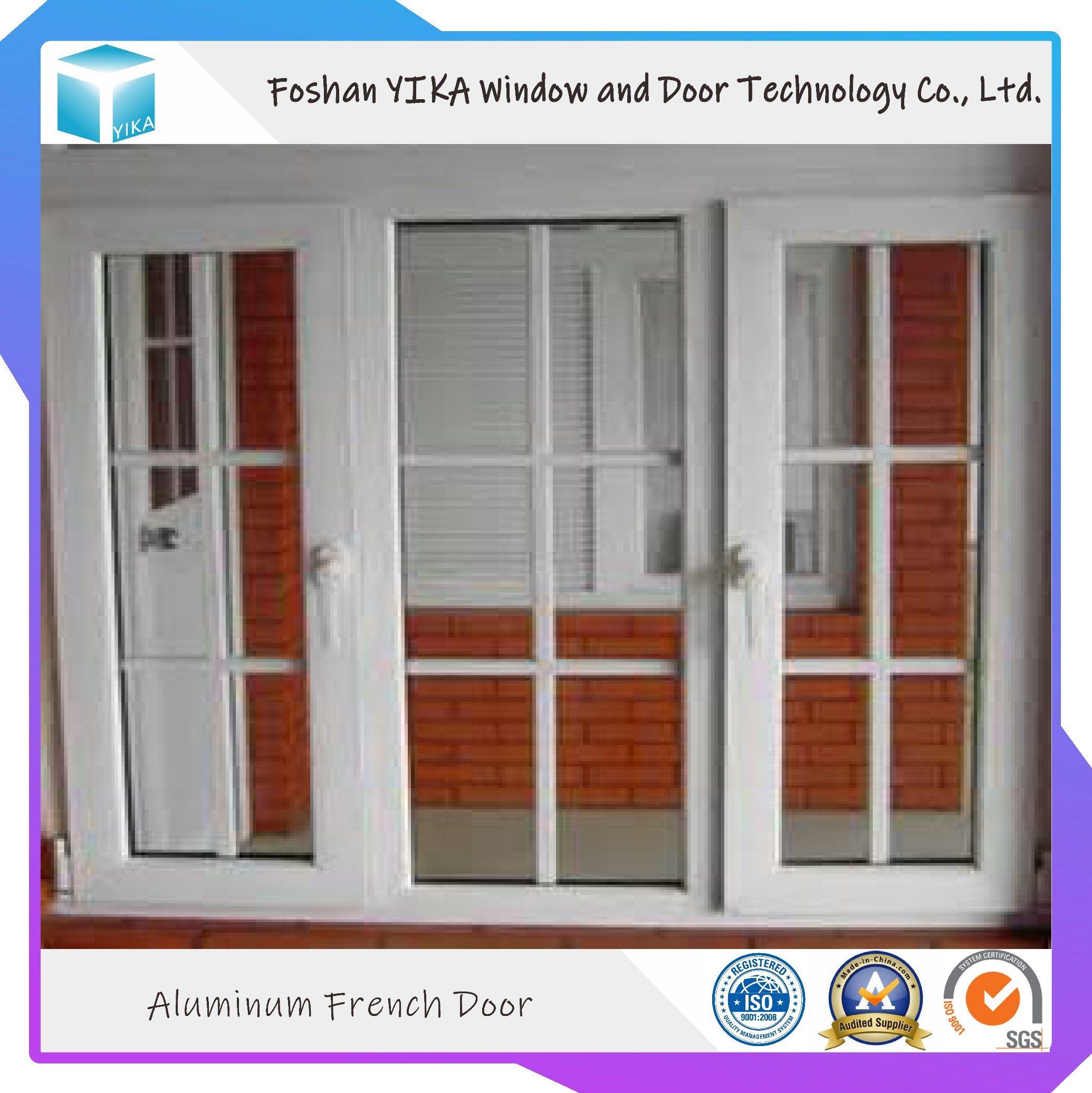 China White Glass With Blind Interior Doors Upvc Blinds Glass Doors China Entrance Door Exterior Door