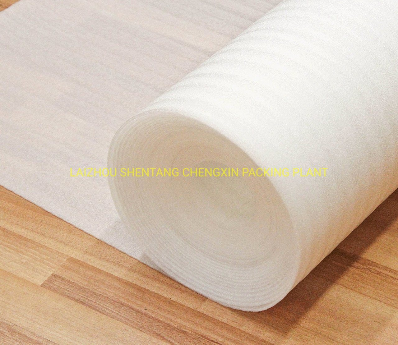 China 2mm 3mm Silver Or Blue Epe Foam, Paper Underlayment For Laminate Flooring