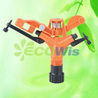 Full/ Part Circle Adjustable Irrigation Impulse Sprinkler