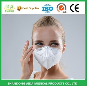 C hot Disposable Virus Mask Folded Medical Anti Cup Bacteria Protective Item And Type Mask Face