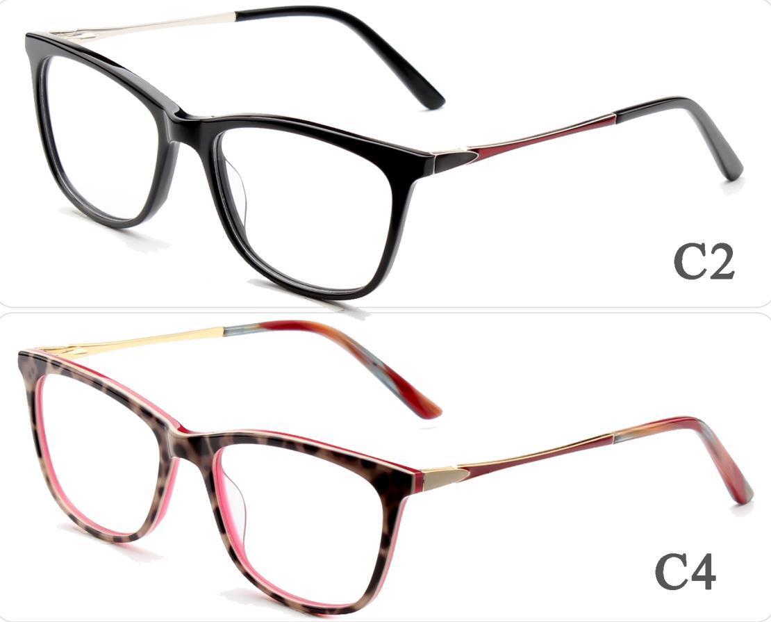 b317cb529ec 2018 Online Ready Goods Stock Latest Trendy Plain Glass Spectacles Italy  Eyewear Brands Optical Frames Eyeglasses