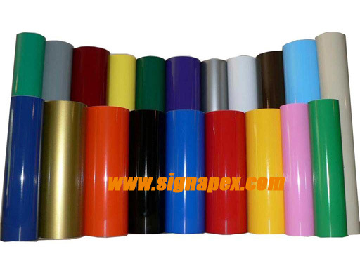 Self Adhesive Vinyl Removable Glue