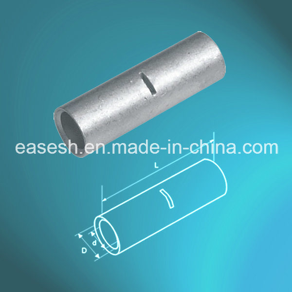 China Manufacture Copper Tubular Butt Splice Connector - China Butt ...