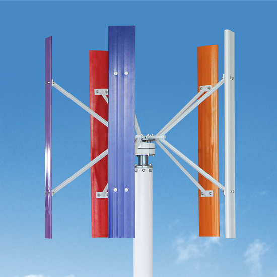 off Grid Wind Turbine 200W Wind Generator for Wind Solar Hybrid Power System pictures & photos