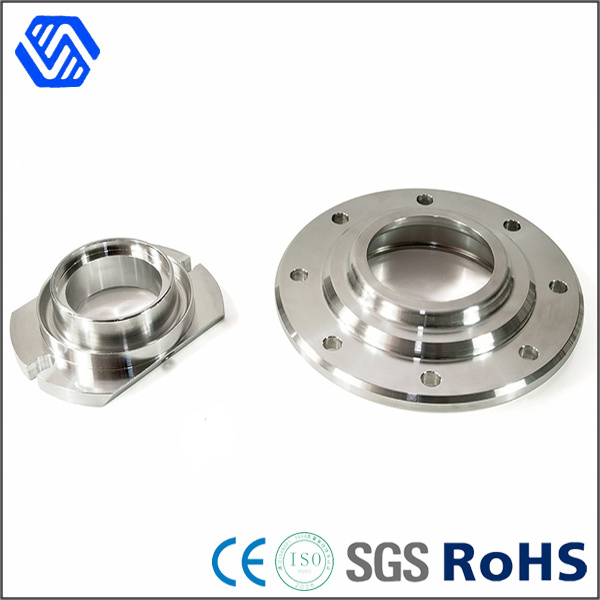 Precision Custom Metal Machine Lathe Parts Stainless Steel CNC Spare Parts