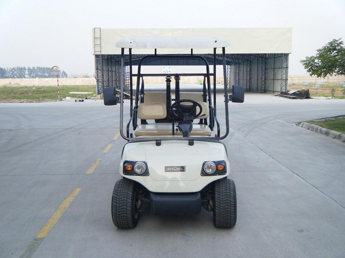 EEC-Approved 6 Passenger Electric Cart pictures & photos