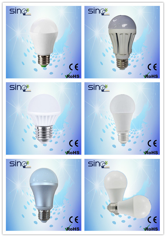 90lm/W LED Bulb Lamp 12W, High Quality A60 E27 Base