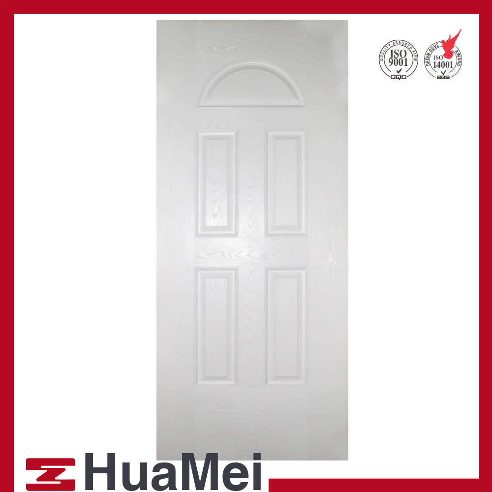 China Zhejiang Afol 5 Panel Fiberglass Shed Door Fiberglass SMC Door