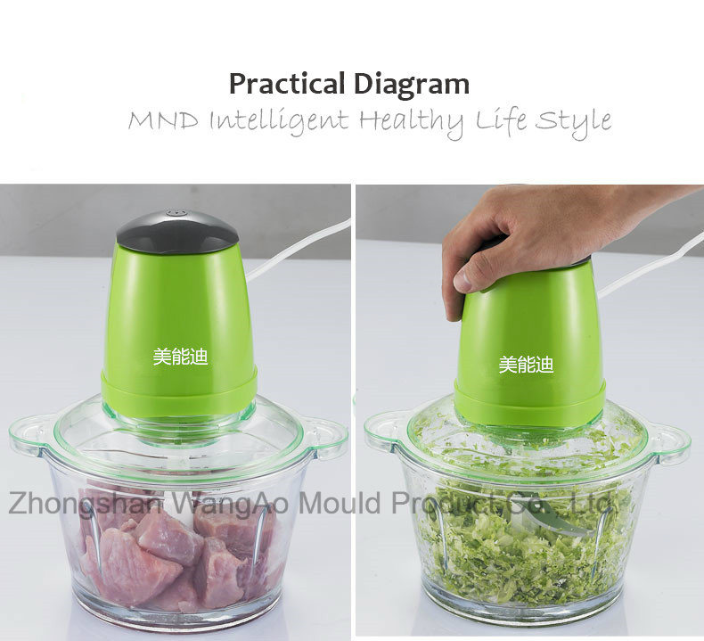 China Supplier Electric Meat Food Chopper Kitchen Appliance