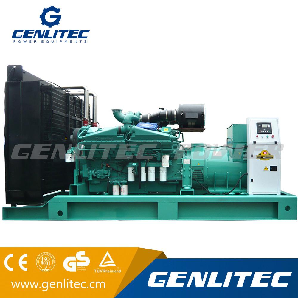 China 1200kw 1500kVA Kta50-G8s Cummins Diesel Engine Generating Generator -  China Generator, Diesel Generator