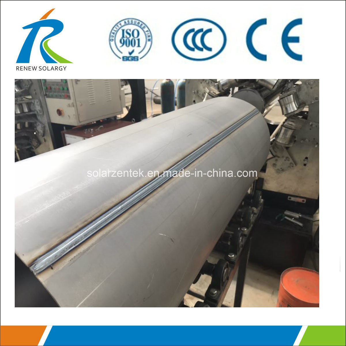 China Linear Seam Welding Machine for Electric Water Heater Boiler ...