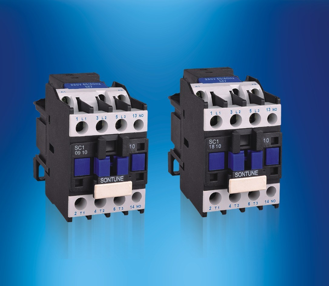 China 3 Phase Contactor Manufacturers Suppliers 230v Wiring