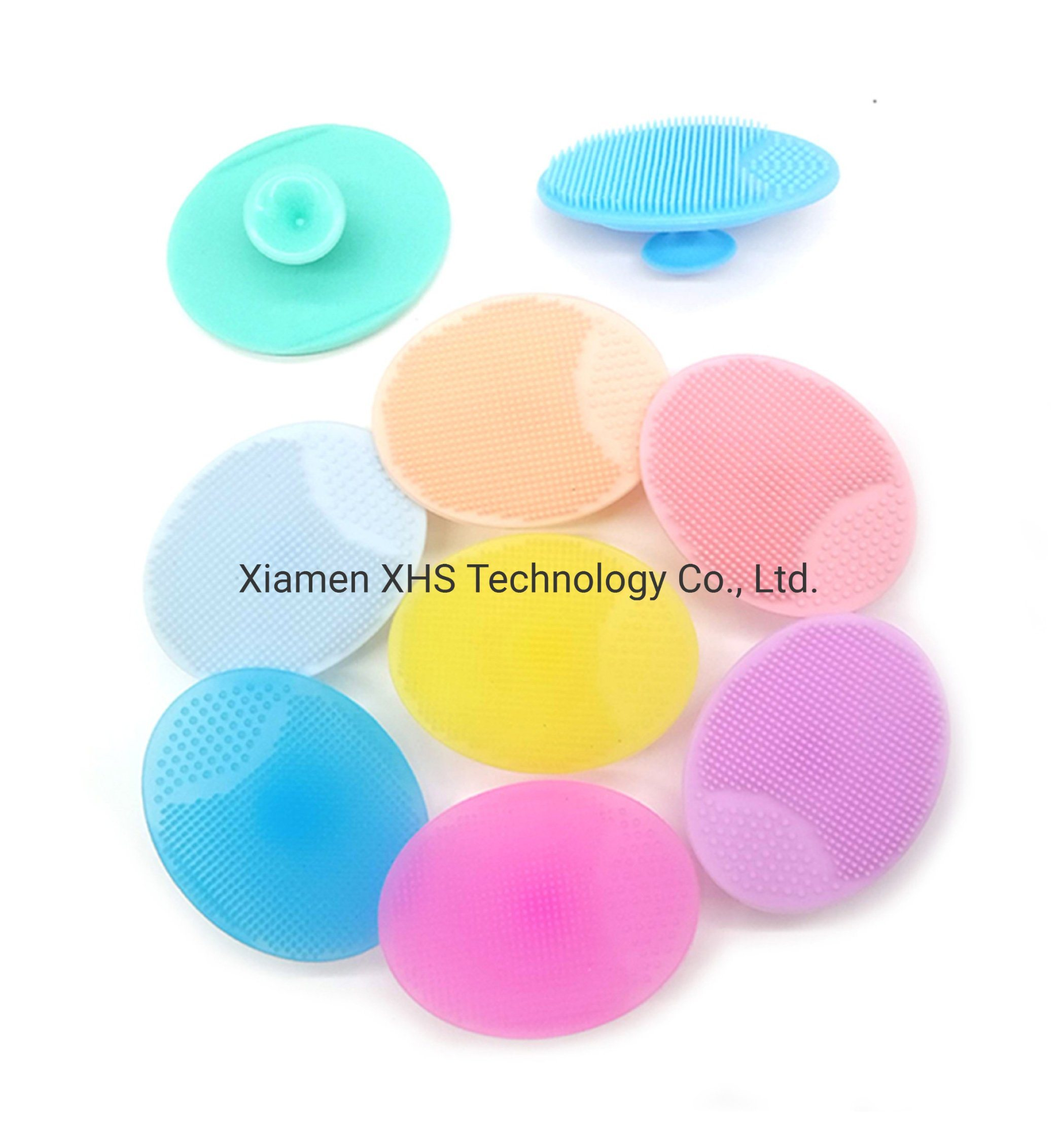 China Baby Shower Washing Brush Comfortable Facial Washing Brush