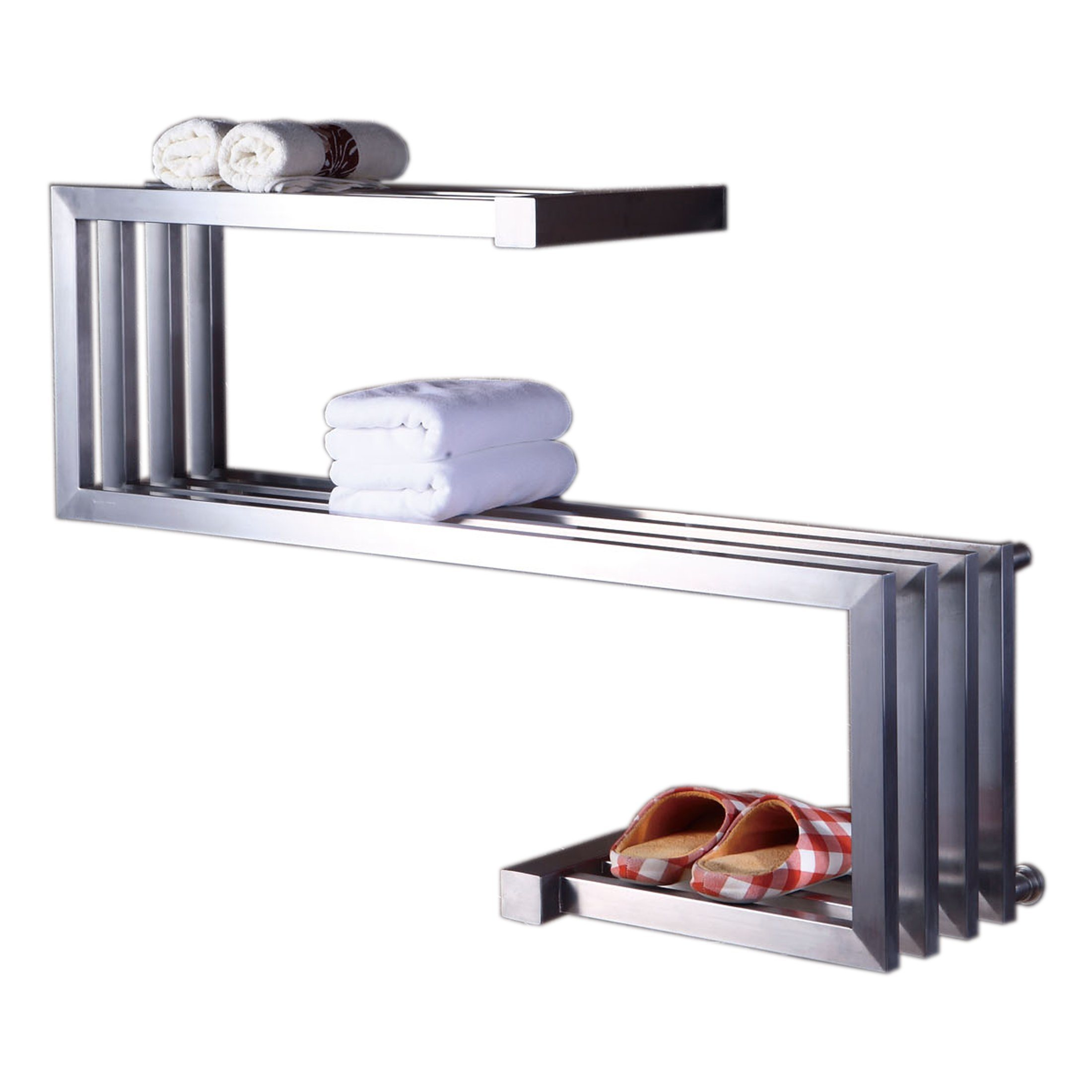 China Free Standing Towel Warmer Towel Dryer Bathroom Accessories
