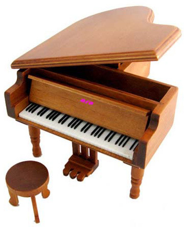 2014 Hot Sale Wooden Piano (WJ277989)