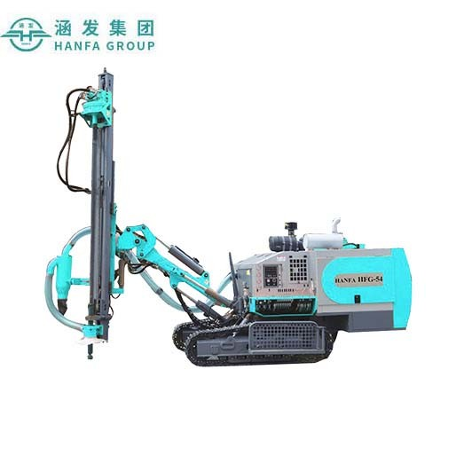 Hfg-54 Professional Rock Mining Drilling Rig of Ce Standard pictures & photos