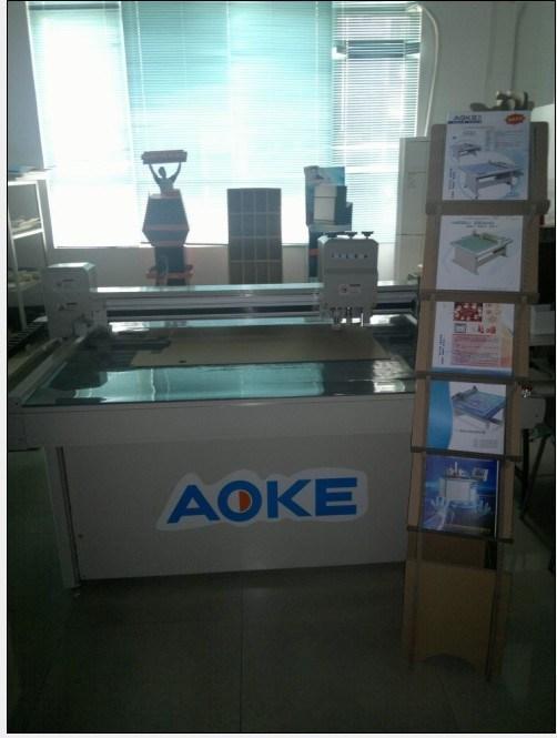 China Artioscad Prototype Carton Box Corflute Sample Maker Cutting