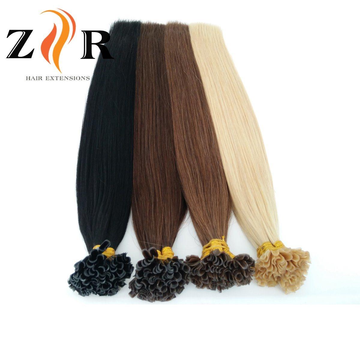 China Brazilian Virgin Remy U Tip Human Hair Extension China Hair