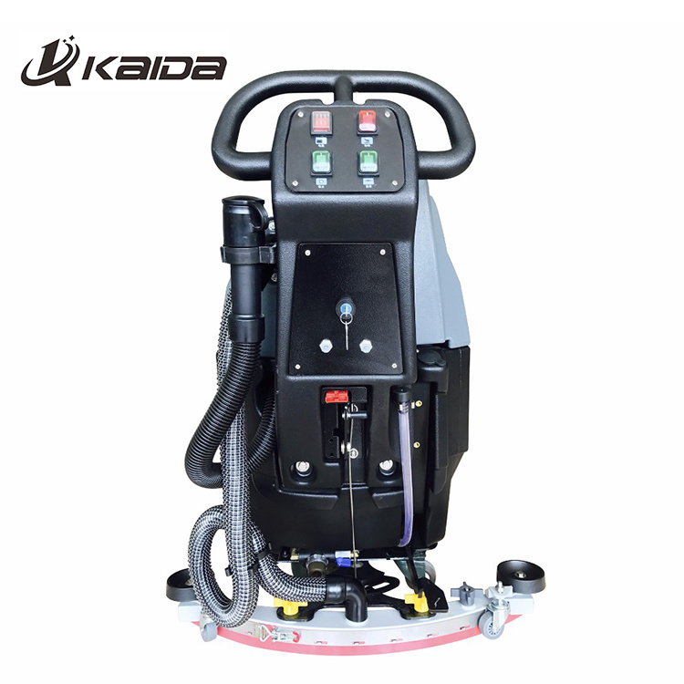 China Best Industrial Electric Tile Floor Cleaning Scrubber Machines