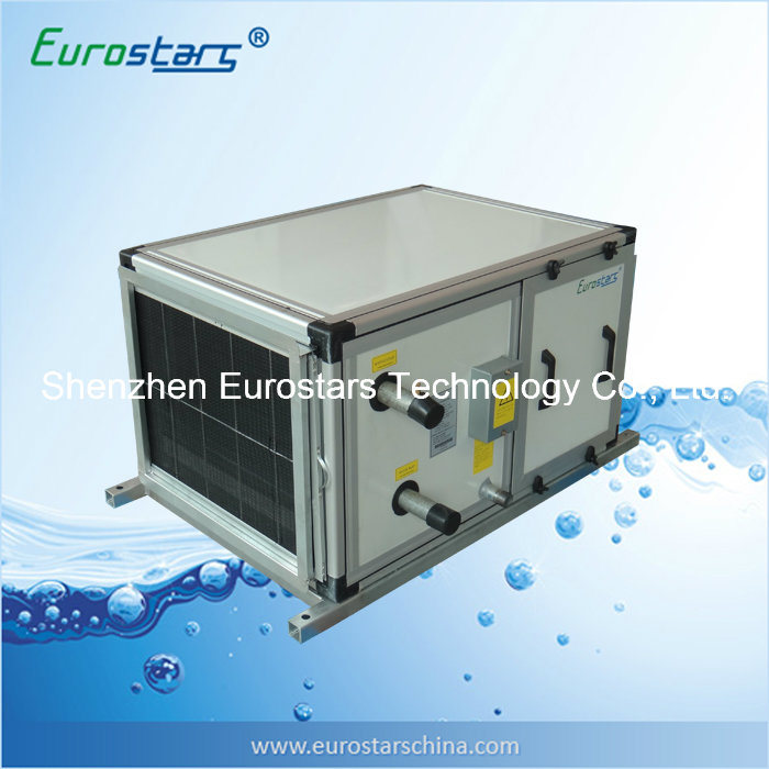 China Ceiling Concealed Chilled Water Ahu China Chilled