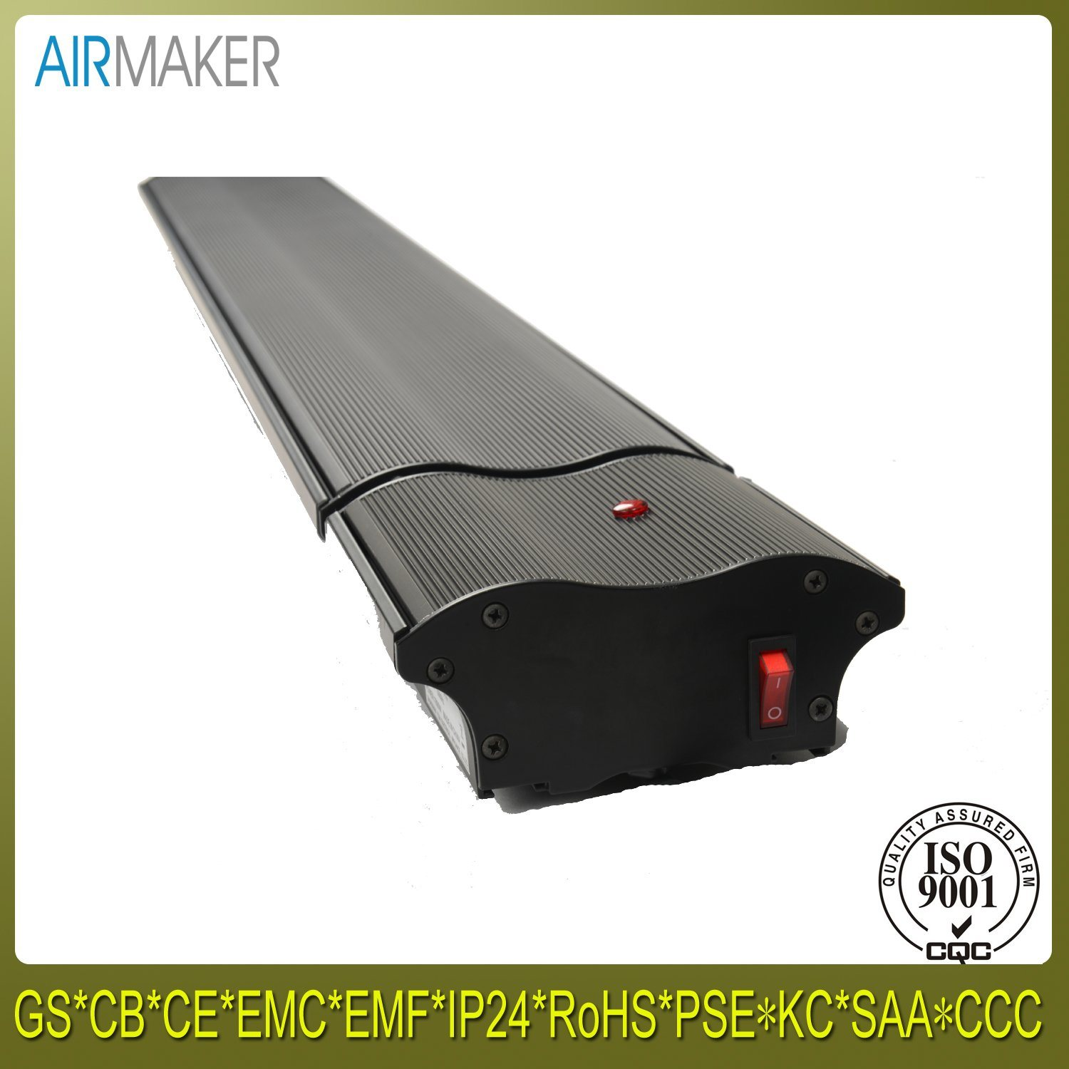 Energy Saving Electric Far Infrared Radiant IR Heater pictures & photos
