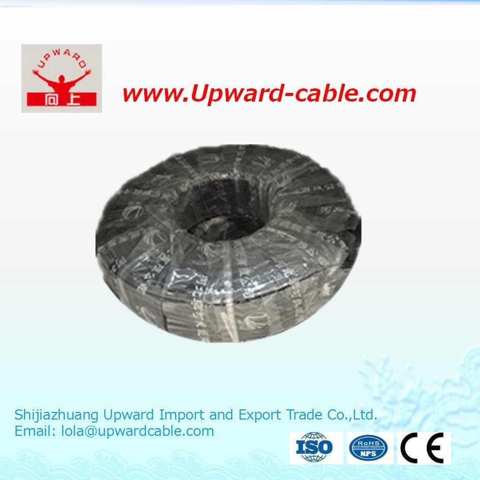 China Insulated Solid Flexible Flat Round Copper Electrical Wire ...