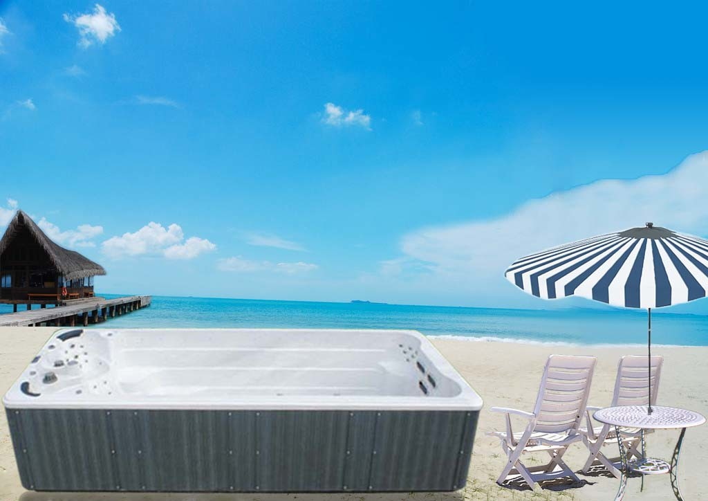 [Hot Item] Jy8602 6m Swim SPA Pool with Endless Swim Jet