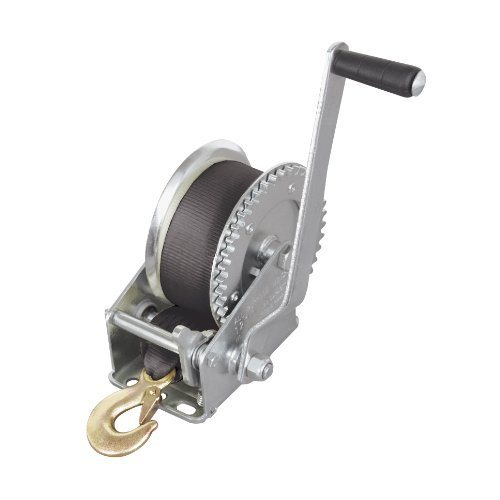 High Quality Steel Wire Hand Winch pictures & photos