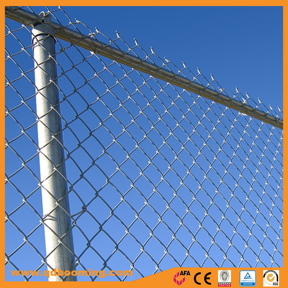 China Galvanized Chain Wire Security Fence - China Garden Fence, Fence