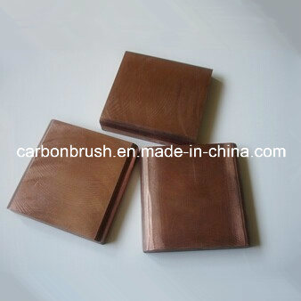 Industry Current Collector Contact Shoe Copper Vane pictures & photos