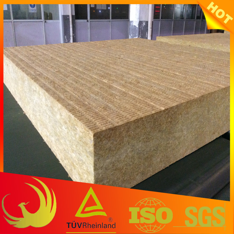 Heat Insulation Material Mineral Wool Sandwiched Panel pictures & photos