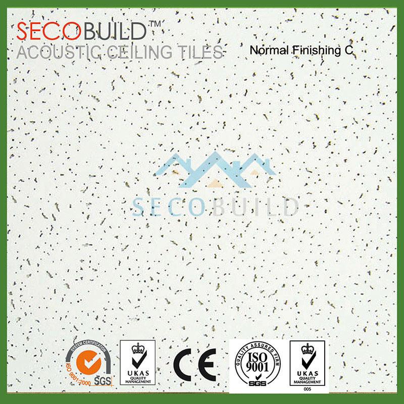 China Acoustic Ceiling Tile 60x60mineral Fiber Ceiling Tilesfalse