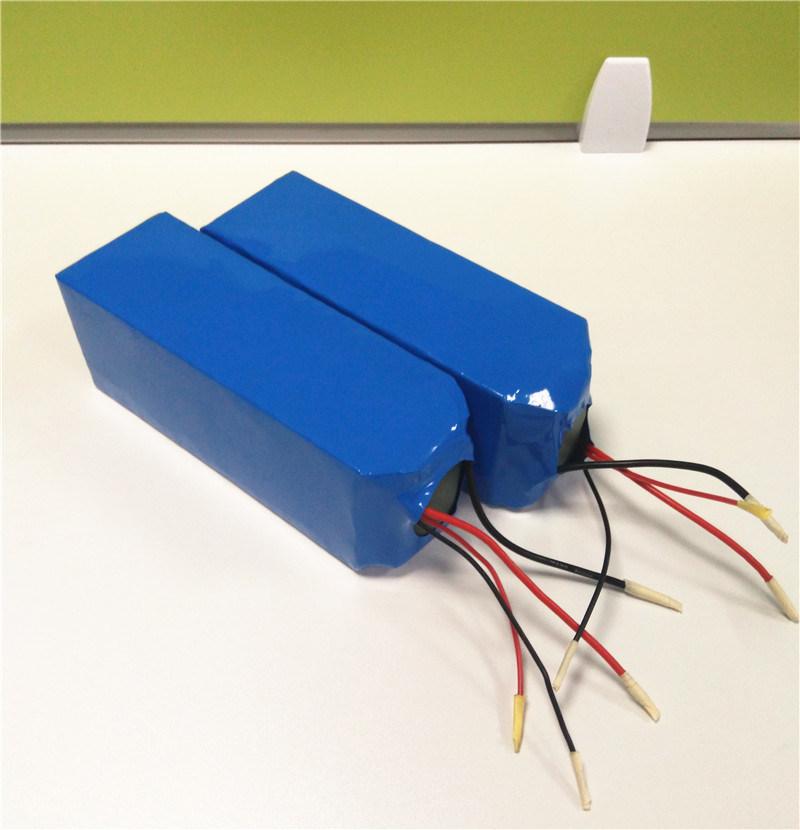 Lithium-Ion Akkupack 10S5P Panasonic NCR18650 PF 36V 14500mAh