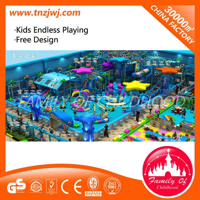 Jungle Gym For Sale >> China The Oceans Kids Jungle Gym Soft Indoor Playground For Sale