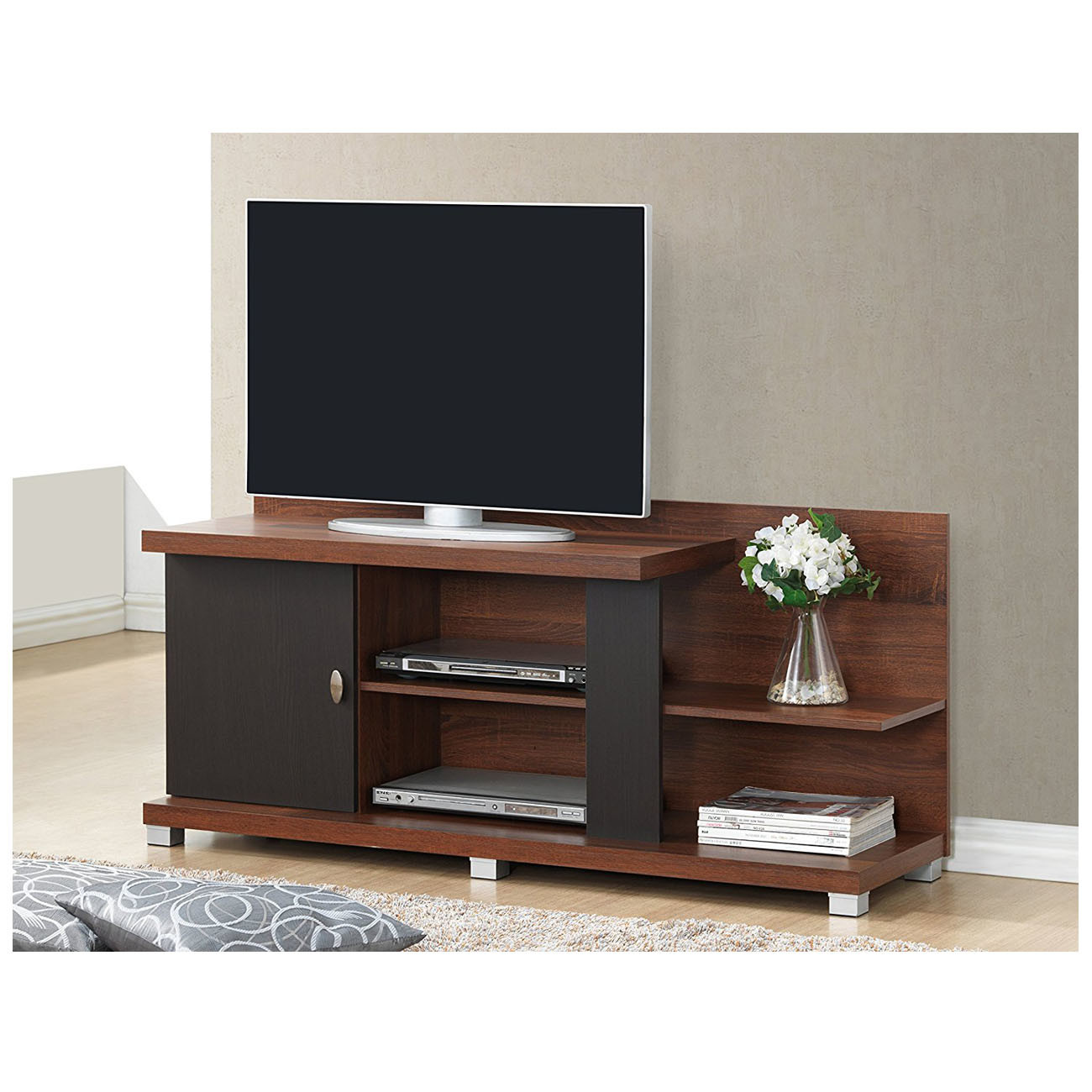 China Simple Tv Stand Parts Furniture Wood Tv Cabinet China Tv
