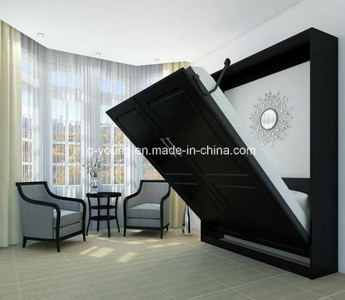 Bedroom Hotel Furniture Wall Mount Bed