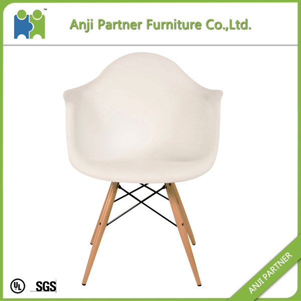 Special Design One Piece Minimalism Plastic Living Room Chair (Eric) pictures & photos