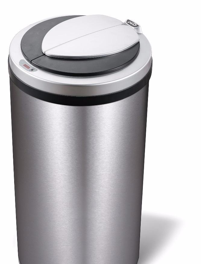 Stainless Steel Sensor Rubbish Bin