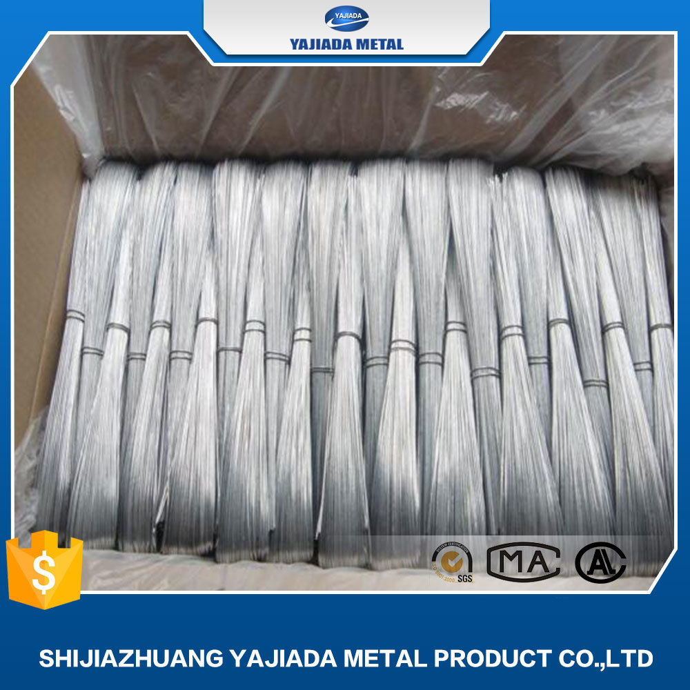 China U Type Galvanized Iron Wire/Tie Wire/Binding Wire with Factory ...