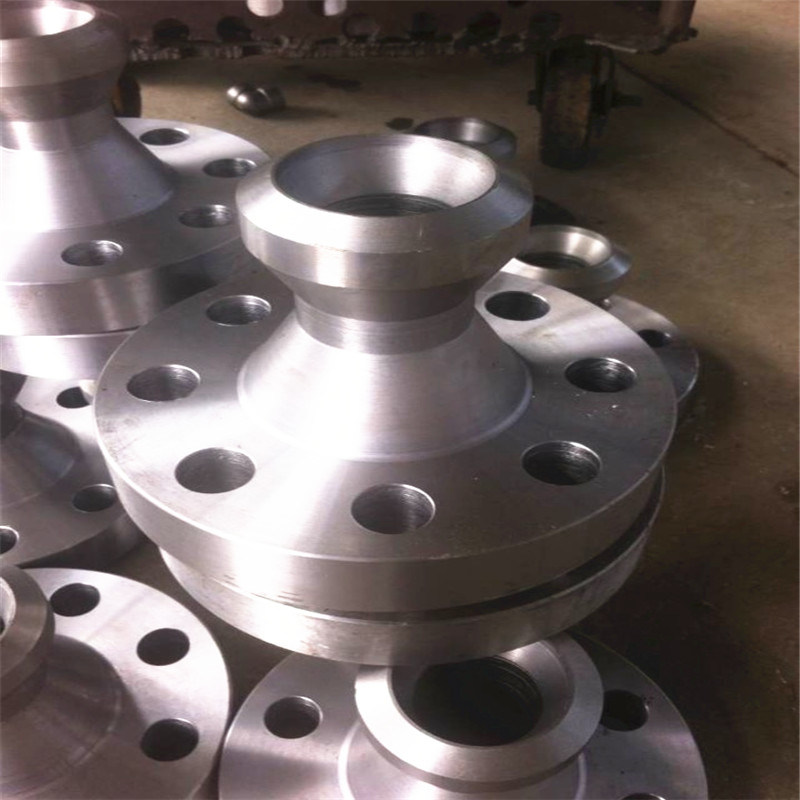 [Hot Item] Rtj Carbon Steel Forged Fittings Elbo Flanged Pipet Flange Olet