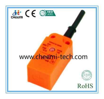 PS17-5DN 5mm Detection Inductive Proximity Sensor Switch NPN NO DC 6-36V