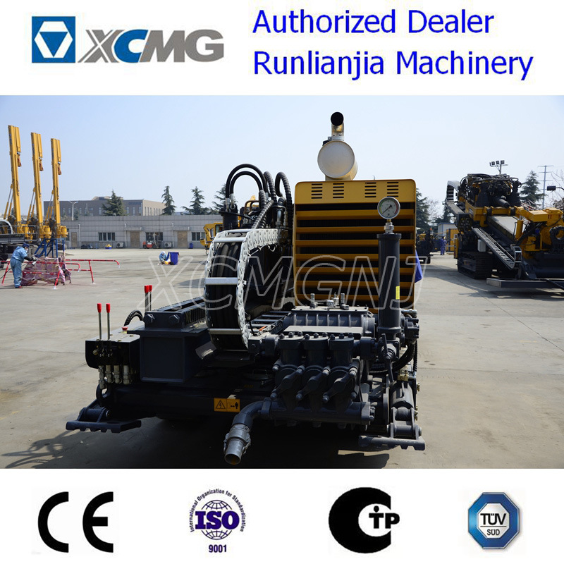 XCMG Xz1000 Trenchless Drilling Rig (HDD) with Cummins Engine and Ce pictures & photos