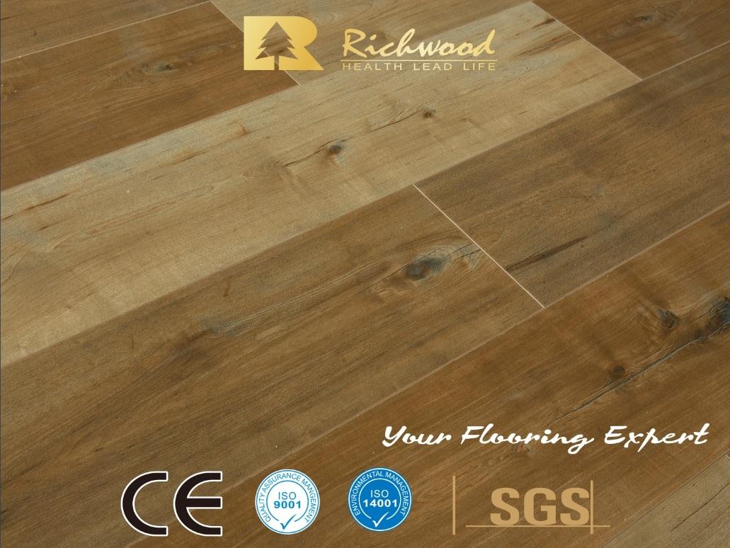 China Eir Ac4 E1 Hdf Commercial Laminated Flooring Laminate