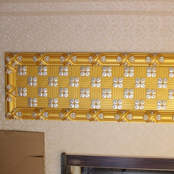 China PU Relief Wall Panel/Board Decorative Wall Dividers Hn-A006 ...