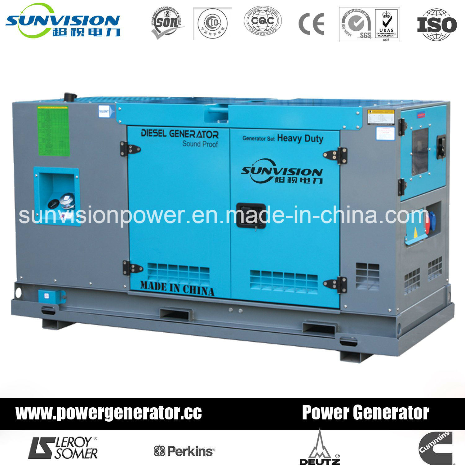 Mitsubishi Generator Sunvision Digital Technology Co Limited